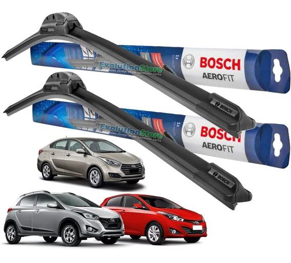 Limpador Para-brisa Original Bosch Hyundai Hb20 Hb20x Hb20s Palheta