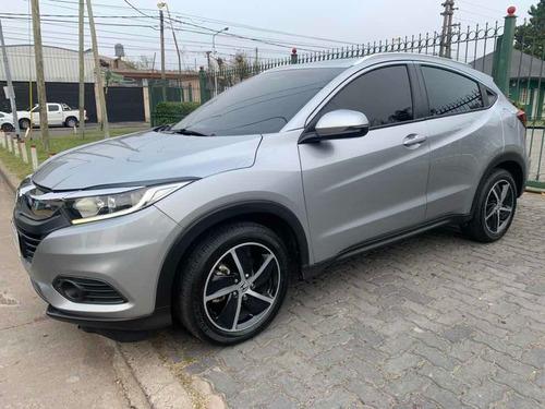 Honda Hr-v 1.8 Ex 2wd Cvt 2019 Unica Mano , Service Oficial