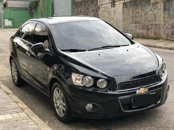 Chevrolet Sonic Sedan Ltz 1.6 Mpfi 16v Flex, Clio08