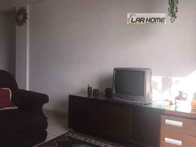 Apartamento Para Alugar No Bairro Centro Em São Vicente - - Ap1032-3