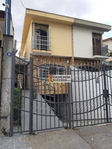 Imagem 1 de 19 de Sobrado À Venda, 287 M² Por R$ 950.000,00 - Vila Aricanduva - São Paulo/sp - So1167