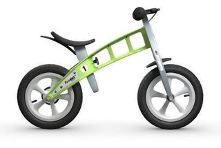 Firstbike Calle Bike Con Freno Verde