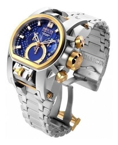 Relógio Invicta Pa980 Reserve Bolt Zeus Magnum