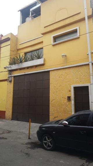 Venta De Casa Con Uso De Suelo En Santa María La Ribera