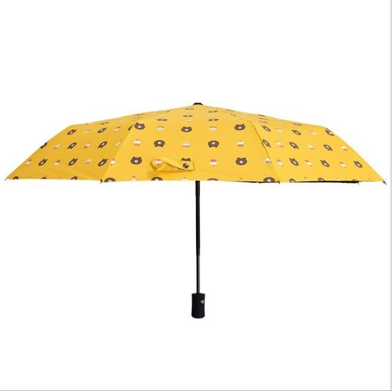 Paraguas Totalmente Automáticos Bloquean Los Rayos Uv