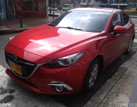 Mazda 3 Grand Touring 2.0 Aut. 2016, Como Nuevo, Financio