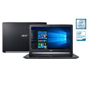 Notebook Acer A515-51-51ux Preto