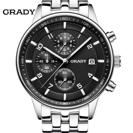 Grady Big Dial Designer Off Reduction