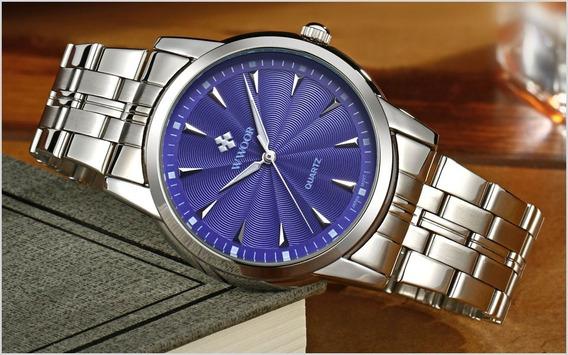 Relógios Masculino Luxo À Prova D