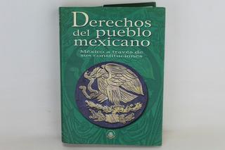 L2998 Derechos Del Pueblo Mexicano Tomo Xiv