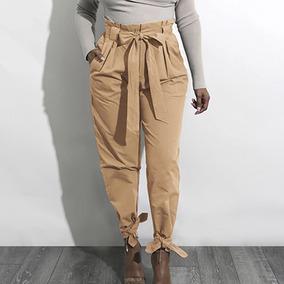 Pantalones De Moda Moño Enfrente Lili´s