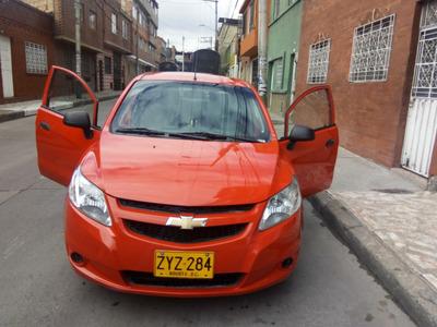 !!!!!!vendo Chevrolet Sail Rojo Año 2015!!!