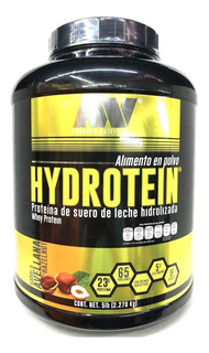 Hydrotein Whey Protein Avellana 5 Lbs Advance Nutrition.