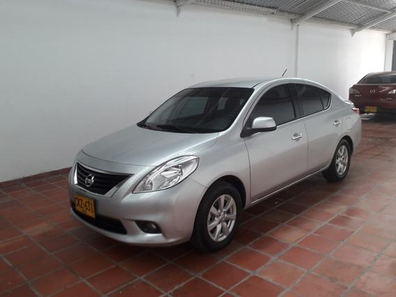 Nissan Versa - Advance