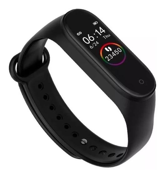Smart Band Watch M4 Presión Podómetro Ritmo Cardiaco Oferta