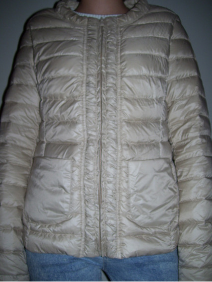 Campera Inflable Talle Xs Importada Relleno Pluma