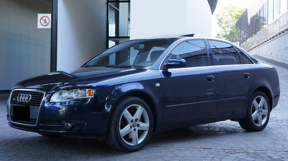 Audi A4 3.0 Tdi Multitronic Quattro 2007 112.000 Kms