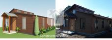 Casa Llaves En Mano Construcción Prefabricada Santiago Chile