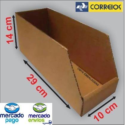 Caixa Papelão Organizadora Estoque 50 Unidades N.01