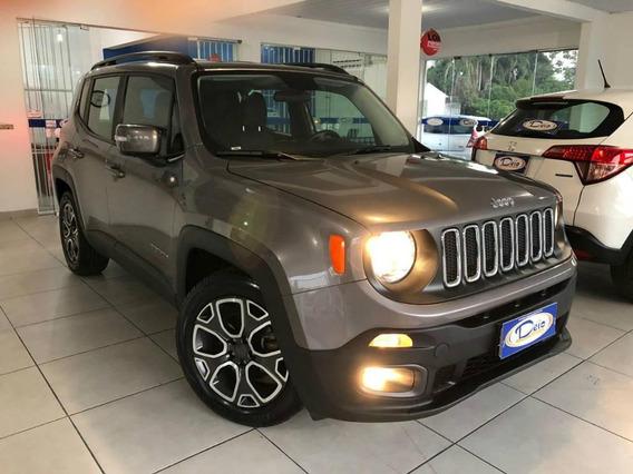 Jeep Renegade Longitude Automática