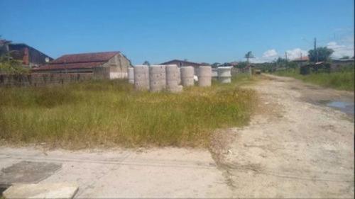 Imagem 1 de 6 de Terreno Na Praia Itanhaem Litoral Sul- Ref. 6745/dz