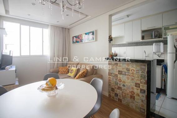 Apartamento Padrão Com 2 Quartos No Spazio La Fenice - Apto0230-v