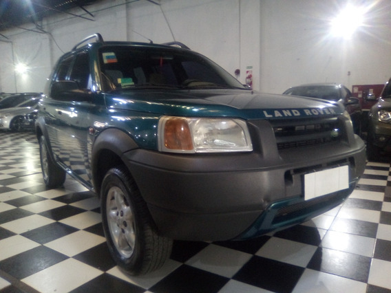 Land Rover Freelander 2.0 Xedi 1998 189000 Km Verde 5 P. Cm