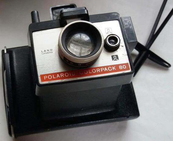 Câmera Polaroid Colorpack 80