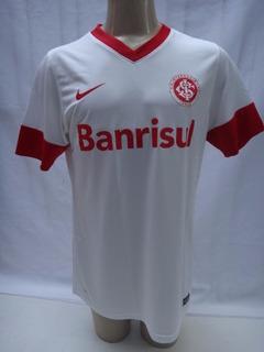 Camisa De Futebol Do Internacional Nike 2012 Banrisul Yf3