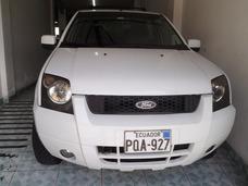 Ford Ecosport Xlt 4x2 2000 Brasileño Año 2007 Color Blanco