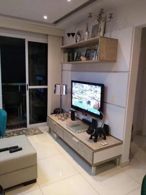 Apartamento Em Itaipu, Niterói/rj De 75m² 2 Quartos À Venda Por R$ 580.000,00 - Ap215012