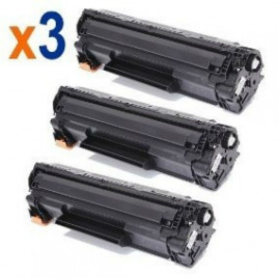 Cartucho Toner P/ Impressora Laserjet * M1132 * Mfp 3 Unidad