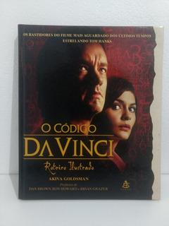 Livro O Código Da Vinci Roteiro Ilustrado