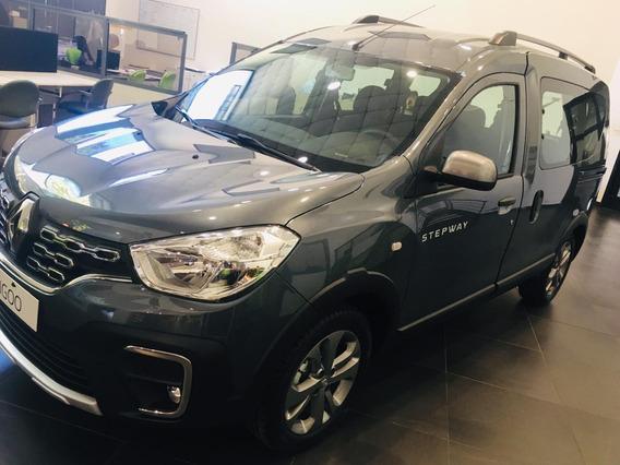 Renault Kangoo 1.6 Sce Stepway 5 Asientos-cuotas Comodas(ggm