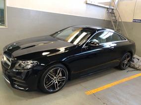 Mercedes Benz Clase E 400 Coupe Amg-line 333cv 2018. Besten