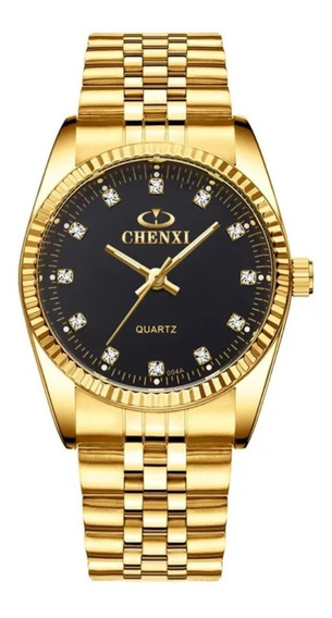 Relógio Da Chenxi Presidencial Similar Ao Rolex Day Date