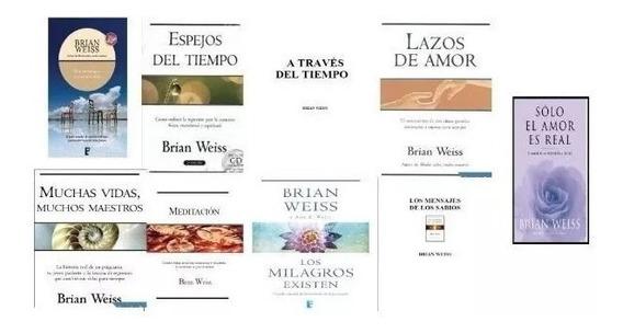 Lazos De Amor 10 Titulos Y 2 Audios Brian Weiss @@@