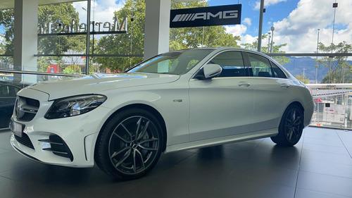 Mercedes-benz Clase C 43 Amg 2.996 Biturbo