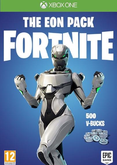 Fortnite Eon Skin + 500 V-bucks - Pc Xbox Ps4 Switch Mobile