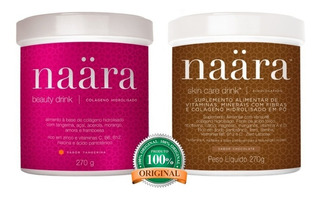 Kit Naara - 1 Tangerina E 1 Chocolate - 12x Sem Juros!