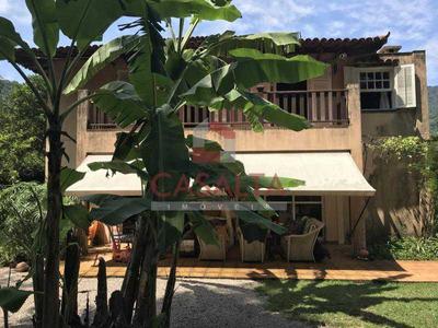 Casa Em Condomínio-à Venda-itanhangá-rio De Janeiro - Cacn40009