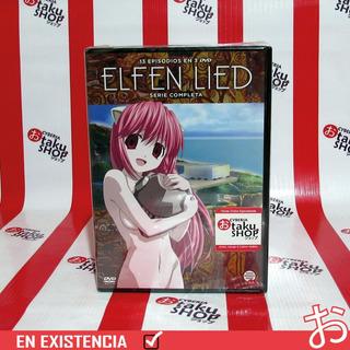 Elfen Lied Boxset Dvd Sub Español Anime Completo