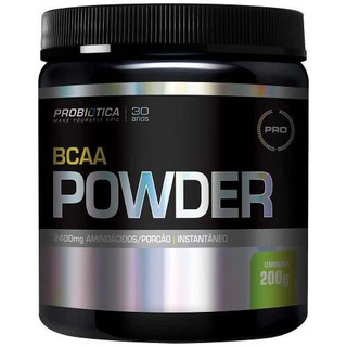 Bcaa Powder (aminoácido) Instantâneo - 200g Probiótica