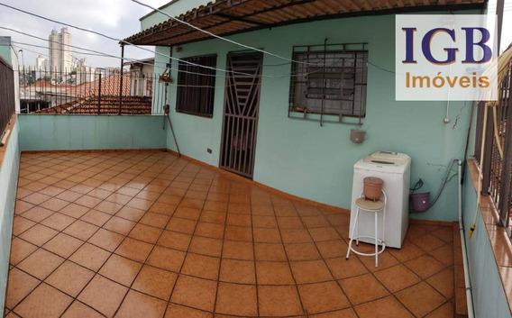 Sobrado Com 3 Dormitórios À Venda, 240 M² Por R$ 800.000 - Parada Inglesa - São Paulo/sp - So0433