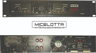 Potencia Ndc Electronics Tl1800