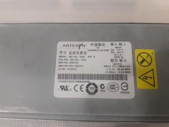 Fonte Servidor Ibm System X3400|x3500 Ex 3650 Usado