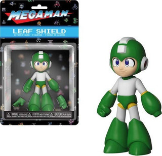 Funko Action Figure: Mega Man (leaf Shield)