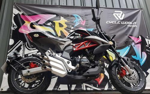 Moto Gilera Gx1 125 R 0km  Tarjetas Color Negro Al 22/5
