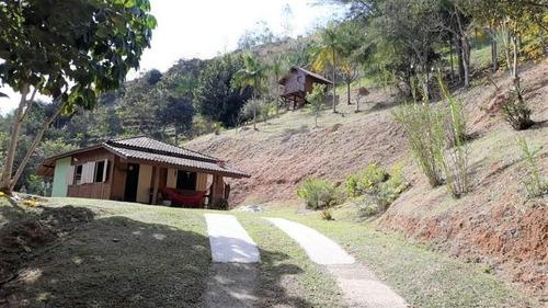 Chácara À Venda, 24200 M² Por R$ 630.000,00 - Roncador - São Francisco Xavier/sp - Ch0020
