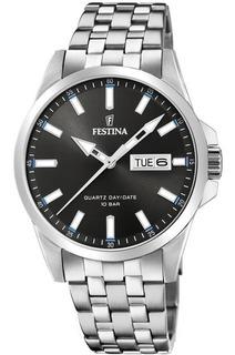 Reloj De Hombre Festina F20357/2 + Regalo